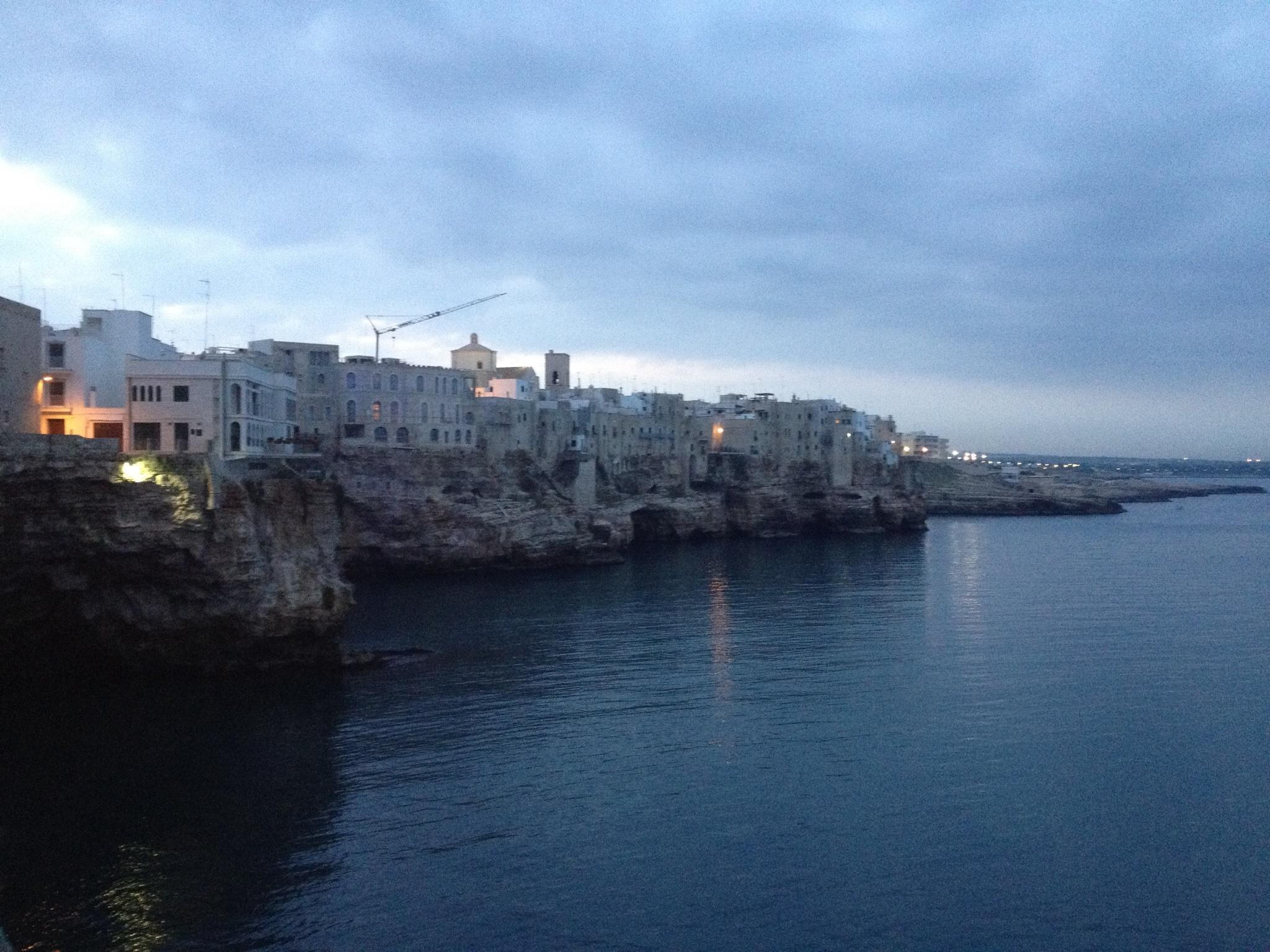 Het gecultiveerde land en de ongecultiveerde kunst van Puglia